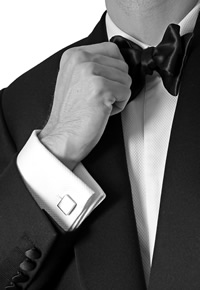 How does workplace attire affect productivity for Tuxedo shirt no studs