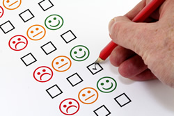 how are you measuring customer satisfaction?
