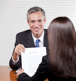 evaluate resumes to weed out job applicants