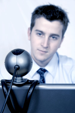 use online virtual meetings for business