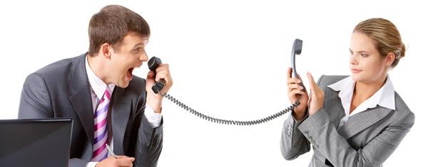 How to Handle an Upset Customer
